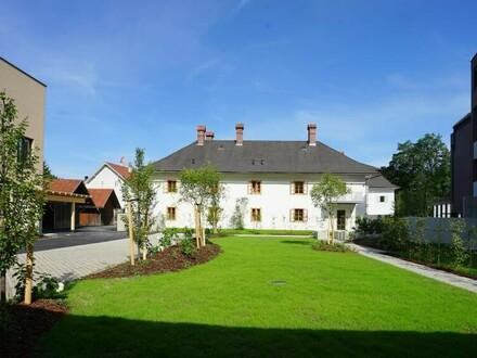 MODERNES Wohnen im BAUDENKMAL - BALKON und LIFT - TOP 9 im Herrenhaus