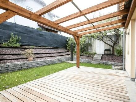 Eigenheim mit Garten - in zentraler Lage von Altmünster!