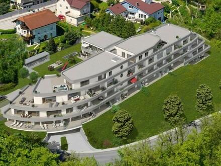 Erdgeschosswohnung mit großer Terrasse