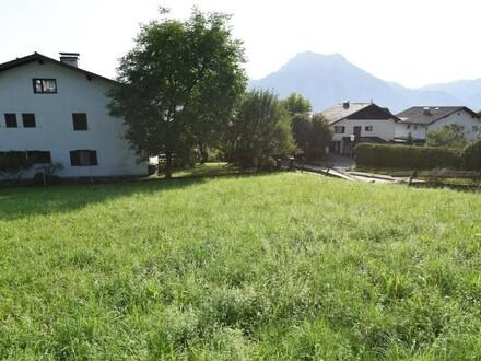 Blick am Traunstein