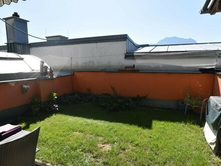 2-Zimmer-Dachterrassenwohnung