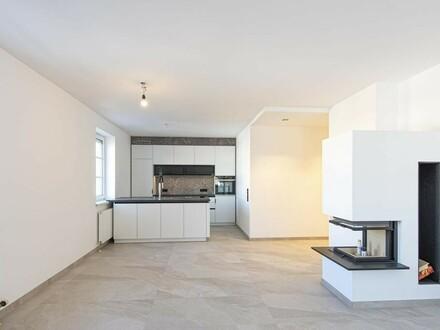 neuwertige, moderne 3 Zimmer Wohnung in zentraler Lage - neue Küche