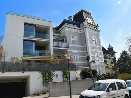 Exklusive Mietwohnung im Villenviertel von Gmunden
