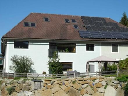 Großzügige Wohnung - sonnig - mit Terrasse und Garten!