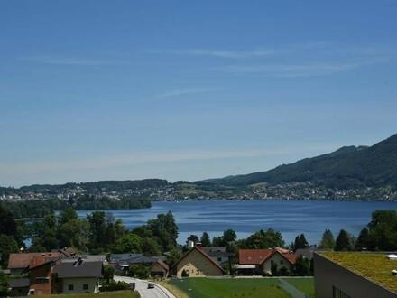 Herrlicher Seeblick Richtung Gmunden
