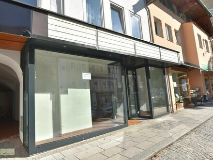 """Erdgeschoss-Büro am Gmundner """"Marktplatz"""""""