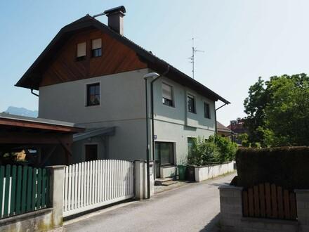 Salzburg Maxglan: ca. 220 m² 2-Familienhaus, sonnig, ruhig, EG und Maisonette-Wohnung mit eigenem Zugang