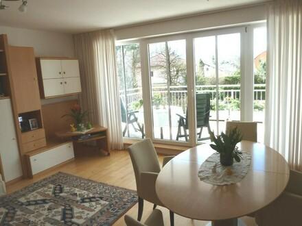 Salzburg Parsch: 4-Zimmer-Terrassenwohnung - Juwel im grünen Villenviertel am Fuße des Kühberges