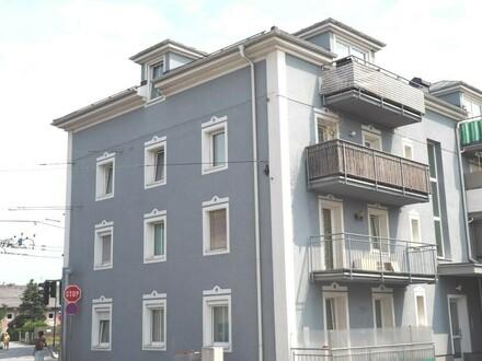 Salzburg Maxglan: Sonnige 3-Zimmerwohnung mit Balkon im historischen Bäckerhaus