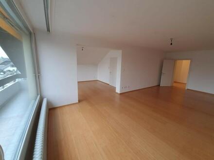 Salzburg Nonntal: Attraktive 4-Zimmer-Dachgeschoss-Wohnung, 100 m², großer Balkon, ruhig, sonnig, an der Hellbrunner Allee,…