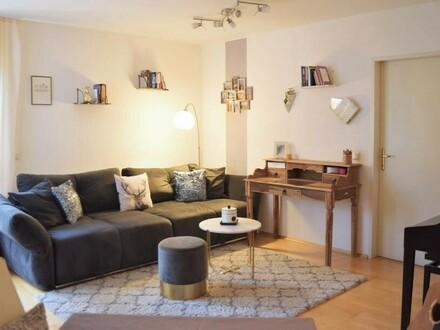 Salzburg Parsch: Hübsche 2-Zimmer-Wohnung, ca. 50 qm, in kleinem modernen Wohnhaus, provisionsfrei