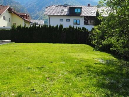 Salzburg Leopoldskron Moos: Attraktiver Baugrund, 627qm, ideal für Doppelhaus, Bauplatz erklärt