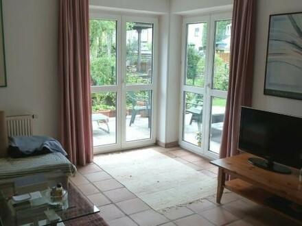 Salzburg/ Parsch: 4-Zimmer-Gartenjuwel in kleinem feinem Wohnhaus