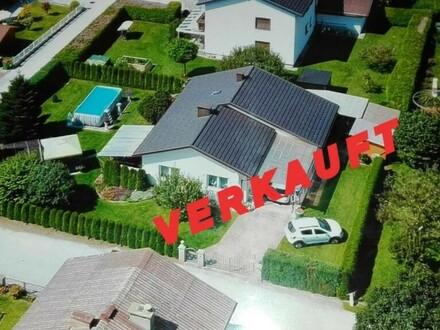 VERKAUFT !!!!Bungalow - voll unterkellert- in Friesach-Engelsdorf