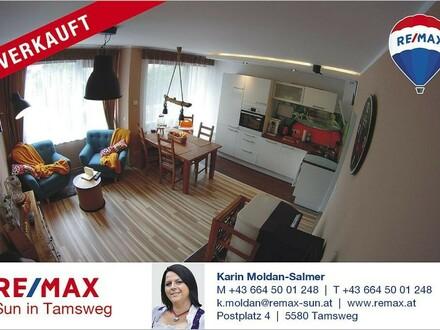 Top renovierte 3-Zimmerwohnung in Mauterndorf