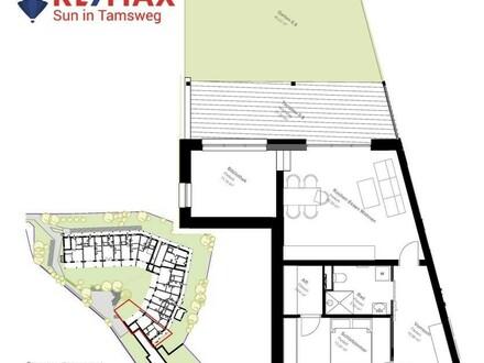 Neubauwohnung in Tamsweg zu verkaufen! Zweitwohnsitz möglich