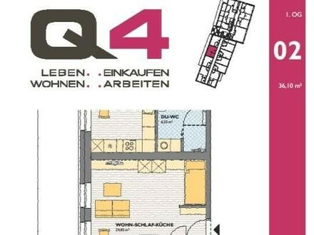 Freie Wohnung im Q4 Top 2