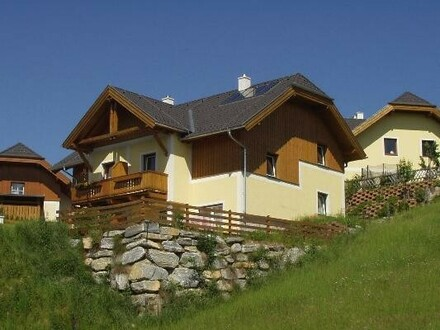 Taumhafte Doppelhaushälfte mit Garten in Tamsweg