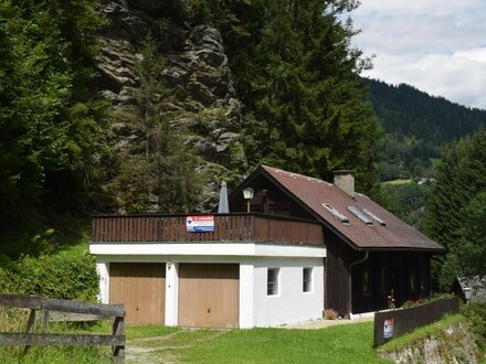 Uriges Einfamilienhaus