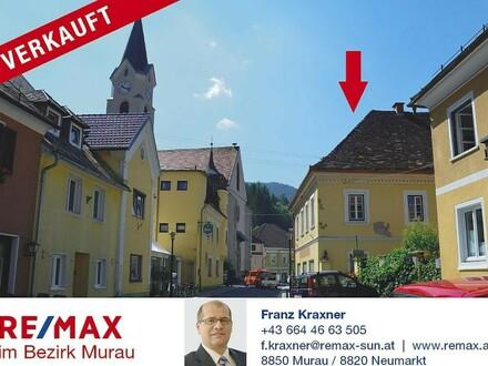 Haus in Top Lage im Zentrum von Hüttenberg/Kärnten