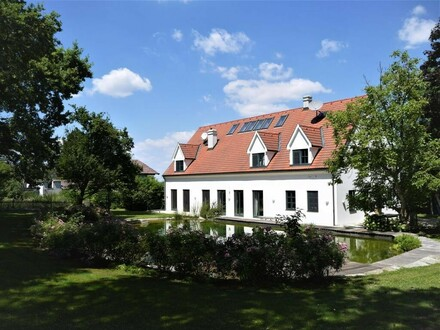 Luxuriöse Rarität am Bisamberg - großzügiger Landsitz!