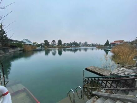 Wohnen am Badeteich