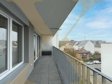 Moderne und helle 2-Zimmer-Wohnung mit Loggia und voll ausgestatteter Küche in Linz zu vermieten!! (Top 47)
