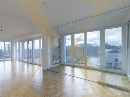 Optimal aufgeteilte 100,82m²-Wohnung mit riesen Terrasse und Wintergarten in Linz zu vermieten! (Top 52)