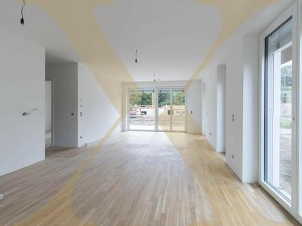 NEUBAU! Klasse 2-Zimmer-Wohnung mit riesiger Terrasse zu vermieten (Top 1.03)