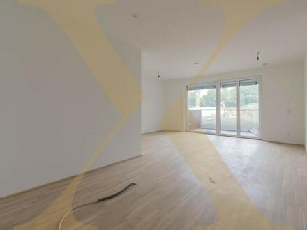 Bhome! Moderne 3-Zimmer-Neubauwohnung mit 2 südwestlich ausgerichtetem Balkonen zu vermieten! (Top 4.01)