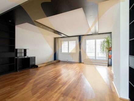 Zweigeschoßige Bürofläche mit wunderbarem Ausblick in der Linzer Innenstadt zu vermieten!
