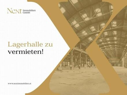 Hallenflächen von 3.000m² - 8.000m² mit 6 Meter Höhe, Rampen und ausreichend Freiflächen in Leonding zu vermieten!