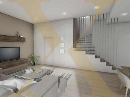 NEUBAU! Angesagte Maisonette-Wohnung mit Galerie und Balkon in Top-Lage in Linz zu verkaufen (Top 15)