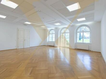 Repräsentative Büro-/Ordinationsfläche ab sofort in Linz/Kleinmünchen zu vermieten!