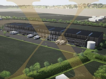 Nach Mieterwunsch adaptierbar! Planbare Gewerbeflächen in Wels - Nord (Stadlhof - Halle 2) zu vermieten!