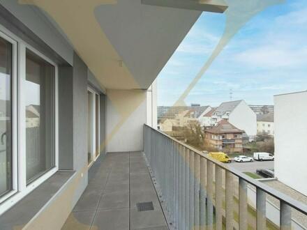Moderne und helle 2-Zimmer-Wohnung mit Loggia und voll ausgestatteter Küche zu vermieten!! (Top 34)