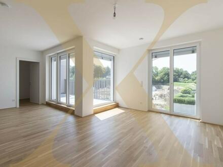 ERSTBEZUG! Moderne 2-Zimmer-Neubauwohnung mit südlich ausgerichteter Terrasse zu vermieten! (Top 4.14)
