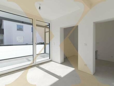 PROVISIONSFREI! Erstbezug nach Generalsanierung! Tolle 3-Zimmerwohnung mit großzügigem Eigengarten und Balkon in Leondi…