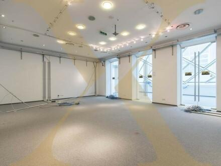 Großzügige Bürofläche mit Wintergarten in der Linzer Innenstadt zu vermieten!