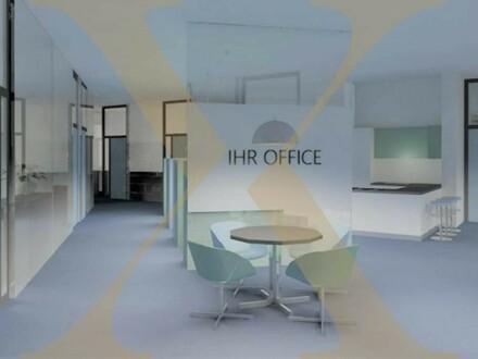 Erweiterbare Bürofläche in Frequenzlage und direkter Autobahnanbindung ab sofort zu vermieten!