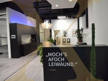 Büro mit ca. 350m² - 380m² inkl. 12 Parkplätze in Linz zu verkaufen