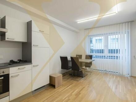 Moderne 2 -Zimmer-Wohnung mit Balkon in Leonding ab sofort zu vermieten!