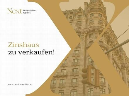 NEUBAUPROJEKT - Zentrales Linzer Zinshaus mit Baubewilligung zu verkaufen!