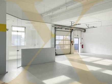 Optimale Lagerhalle inklusive Bürofläche in Linz-Wegscheid zu vermieten!