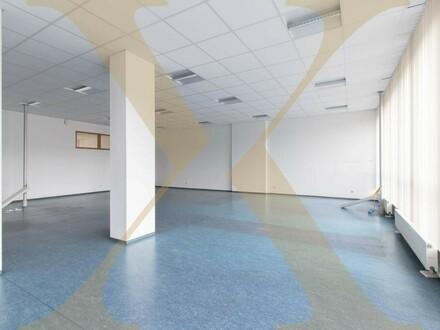 2-geschoßige Büro-/Geschäftsfläche mit ausreichenden Parkplätzen in Steyr ab sofort zu vermieten!