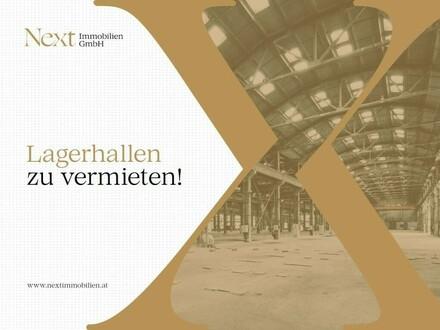 Optimale Lagerfläche mit ca. 6.120m² in 1220 Wien zu vermieten!