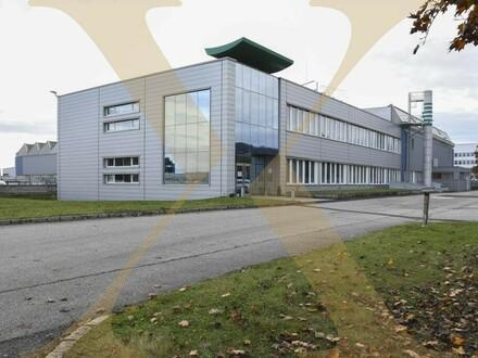 Großzügige Lager-/Produktionshalle in Leonding zu vermieten!