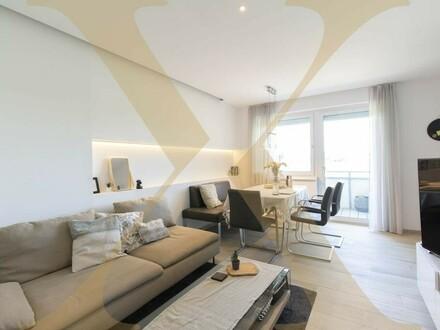 Modern und vollausgestattete 2-Zimmerwohnung mit Loggia und Parkplatz in Hörsching/Linz zu verkaufen!