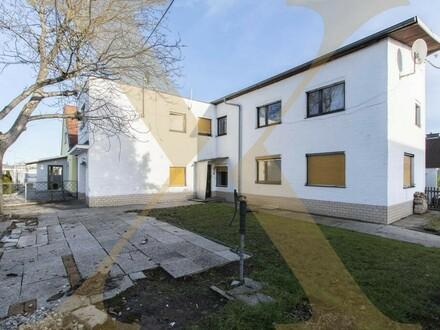 Kleines feines Bauträgerobjekt (Sanierungsbedürftiges Haus) am Steinbühel/Linz zu verkaufen!