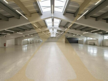 Attraktive 2-geschoßige Bürofläche mit Lagerräumlichkeiten in Linz/Urfahr zu vermieten!